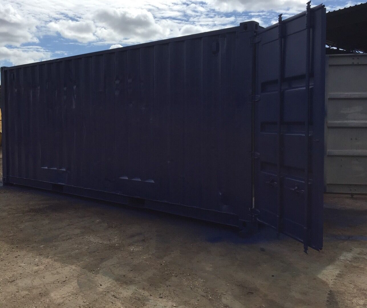 20ft Shipping Container 1 Picclick Uk