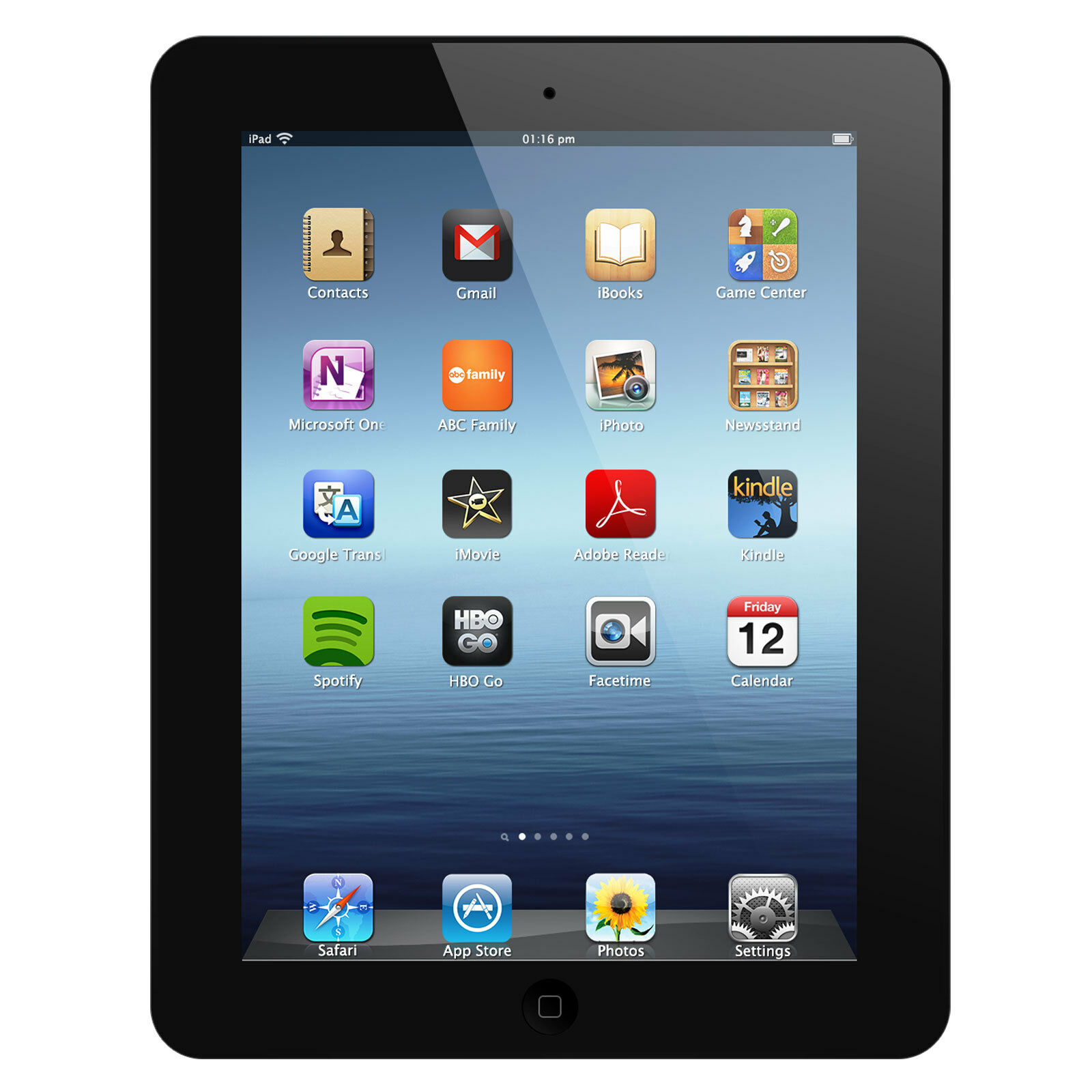 apple ipad 2 3 4 air 16 32 64gb wi fi cellular lte. Black Bedroom Furniture Sets. Home Design Ideas