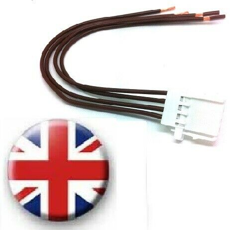 NEW Saab 93 9-3 rear tail light harness connector plug loom 4733242  12789433 1 of 1Only 2 available ...