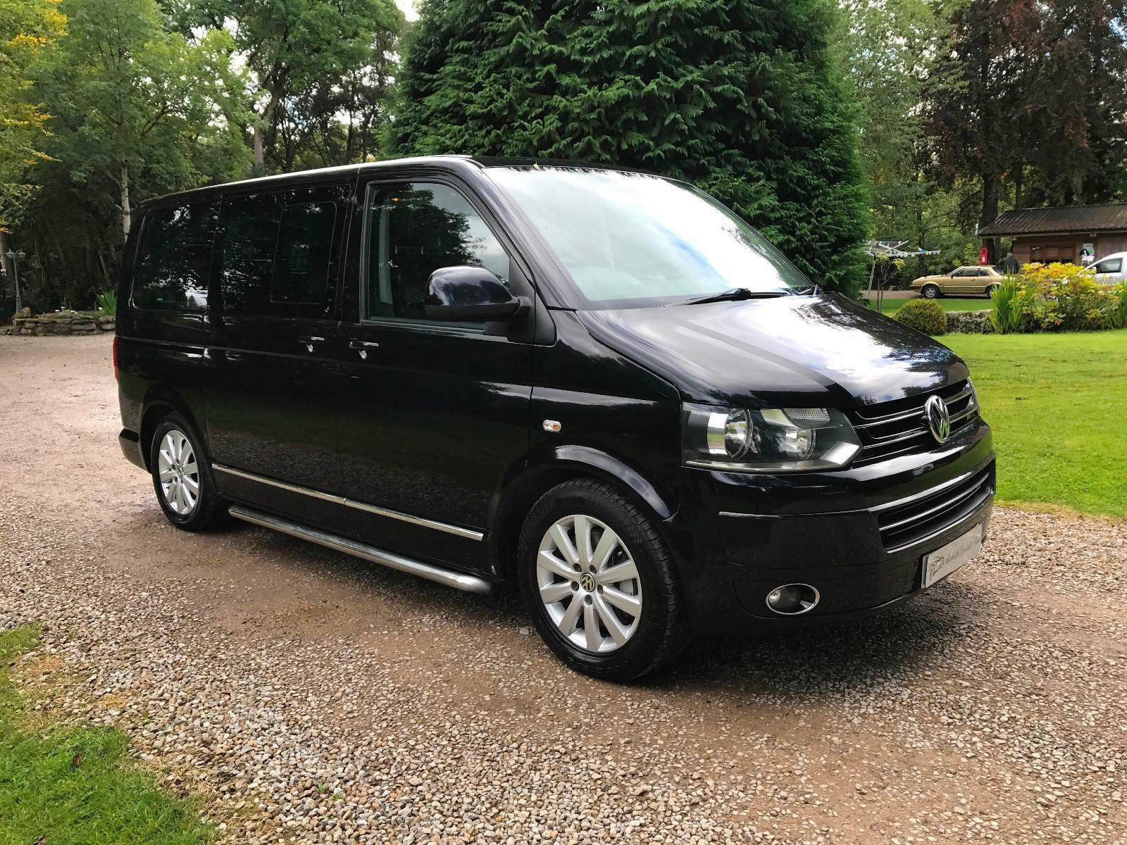 2012 t6 t5 volkswagen caravelle 2 0bitdi 180ps swb executive 7seat satnav 13. Black Bedroom Furniture Sets. Home Design Ideas