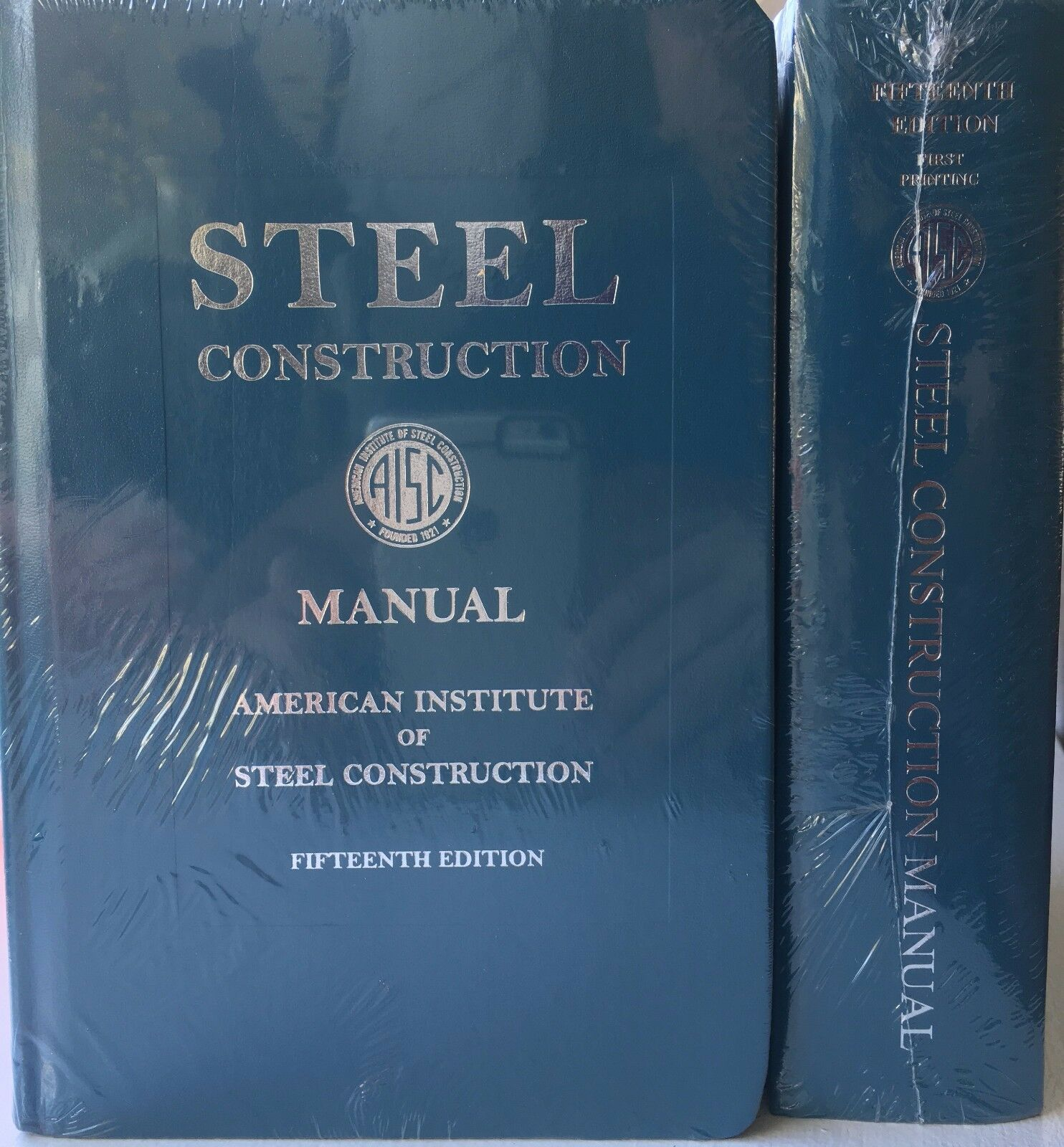 aisc steel construction manual 15th ed by american institute of rh picclick com aisc steel construction manual 8th edition aisc steel construction manual 8th edition