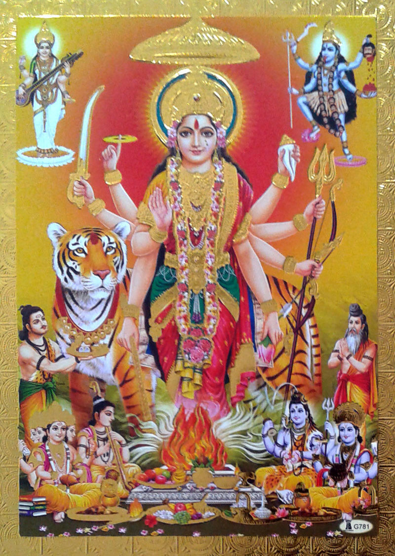 Hinduism and its gods essay