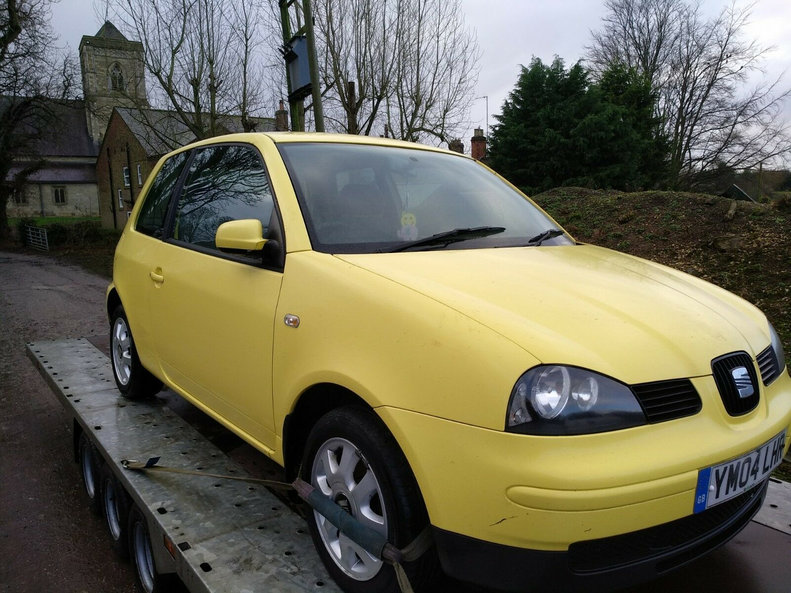 seat arosa 1 0 mpi low mileage alloys nice colour. Black Bedroom Furniture Sets. Home Design Ideas