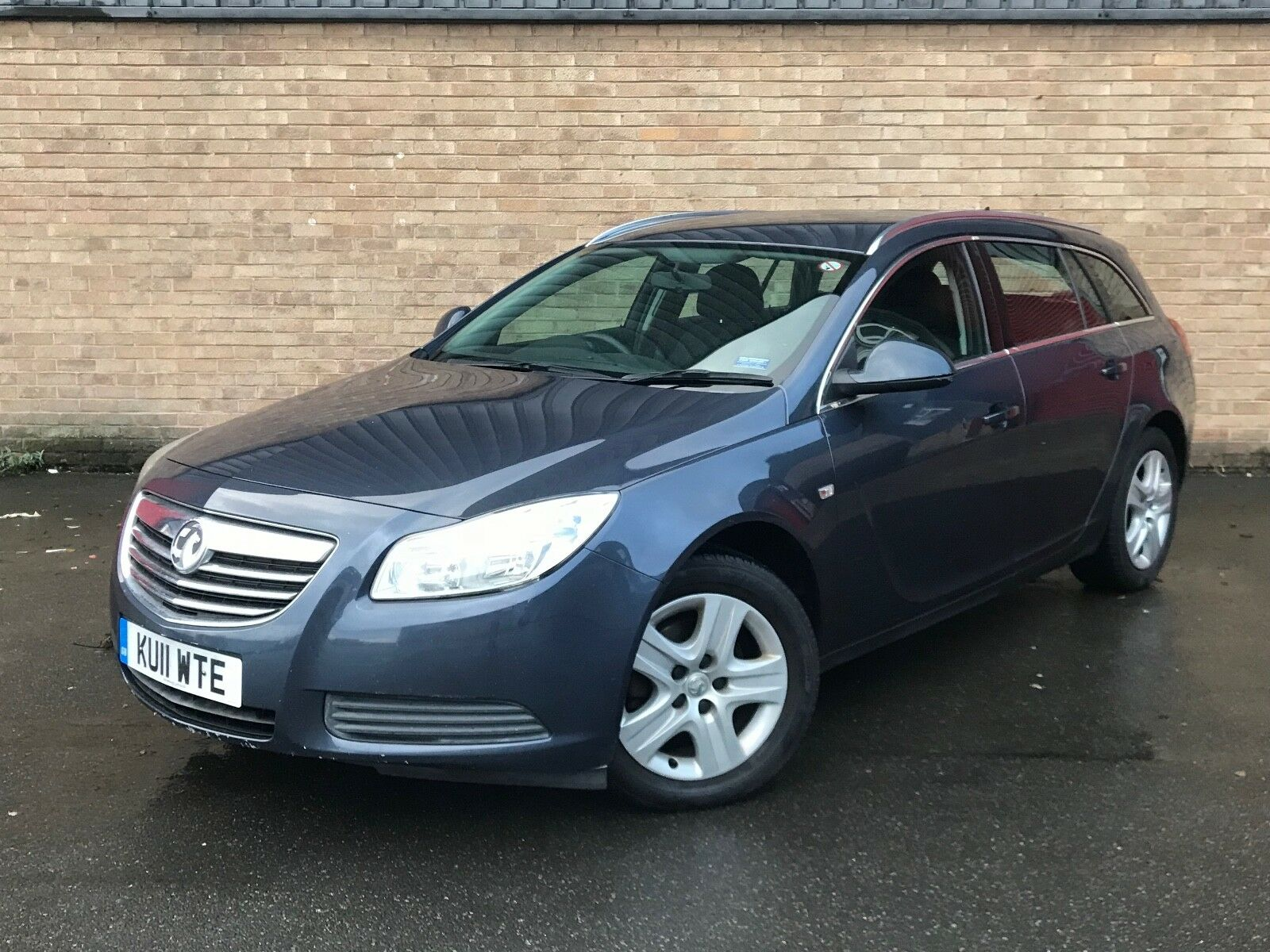 2011 11 reg vauxhall insignia exclusiv sat nav cdti diesel manual no reserve 3. Black Bedroom Furniture Sets. Home Design Ideas