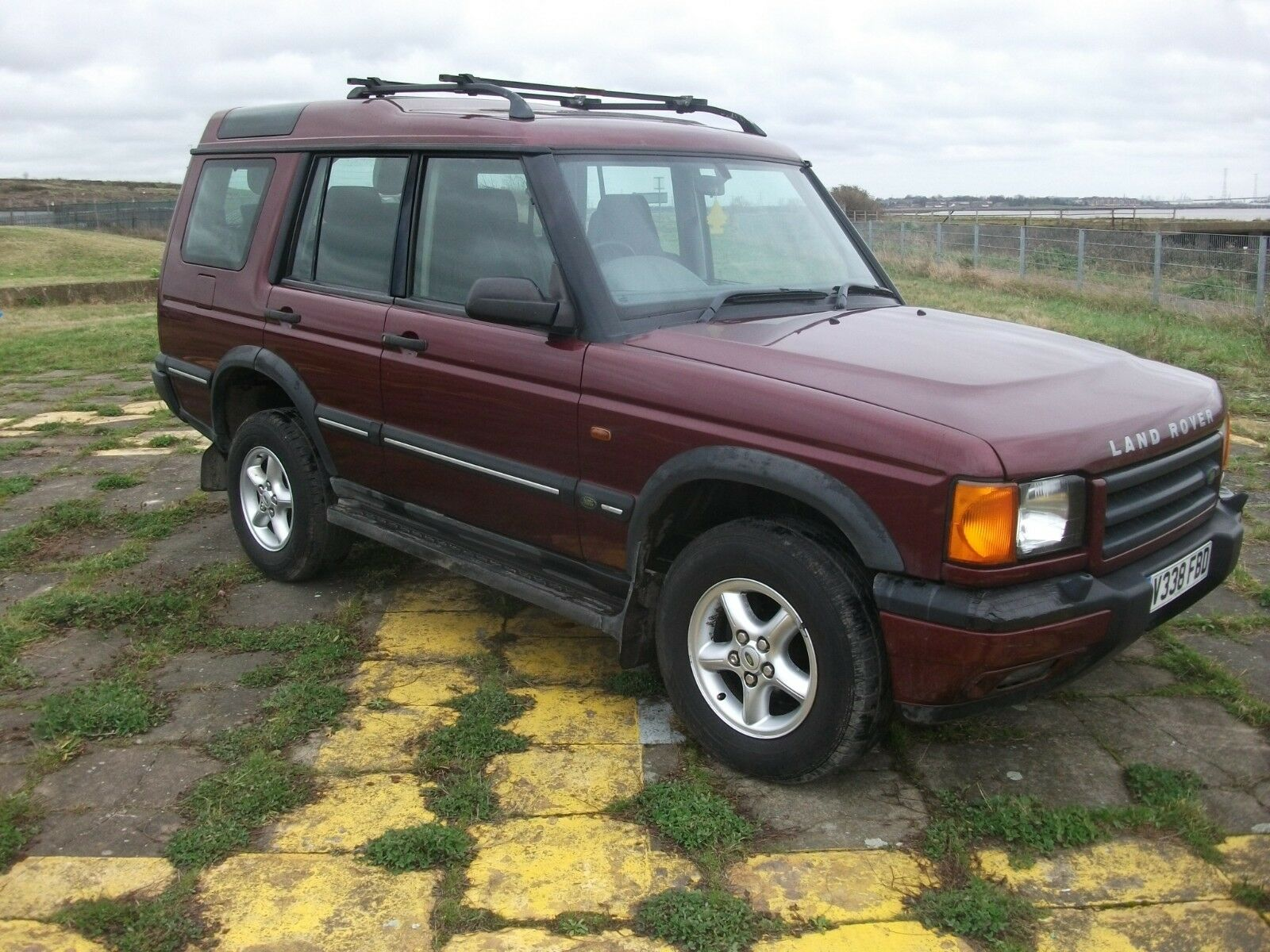 land rover discovery 2 td5 gs auto years mot 7 seater picclick uk. Black Bedroom Furniture Sets. Home Design Ideas