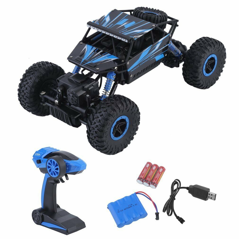ferngesteuertes auto jeep monster truck rc gel ndewagen. Black Bedroom Furniture Sets. Home Design Ideas