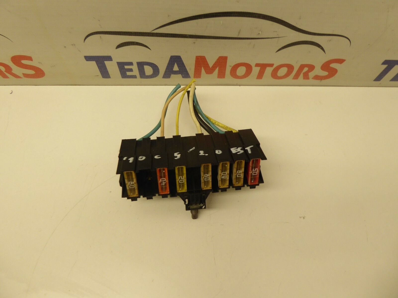 Citroen C5 Mk2 '08-12 2.0 Hdi Fuse Box 1 of 3Only 1 available ...