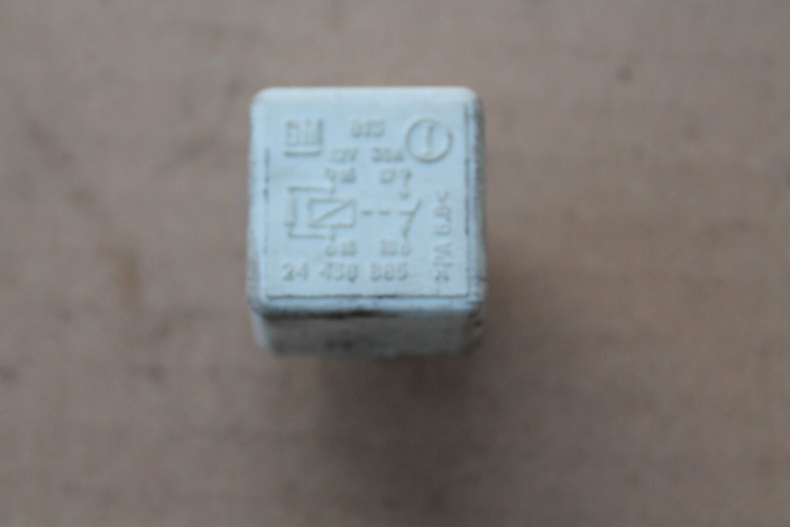 Relay 24438885 Opel Astra G 1530 Picclick Uk Mk4 Fuse Box 1 Of 1only 2 Available