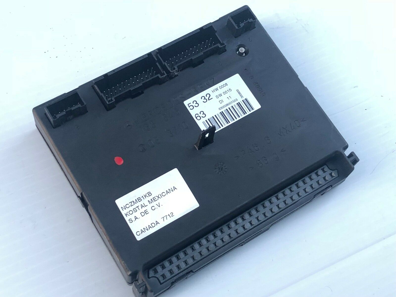1998 2002 Mercedes Benz Ml320 Fuse Signal Acquisition Module P Box 1 Of 3only 3 Available
