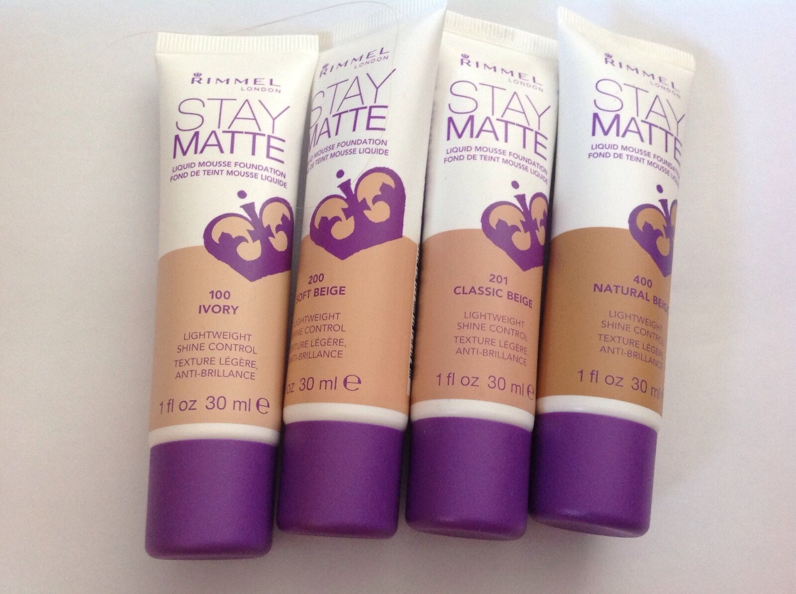 Rimmel Stay Matte Liquid Mousse Foundation Var Shades 449 1 Of 1free Shipping