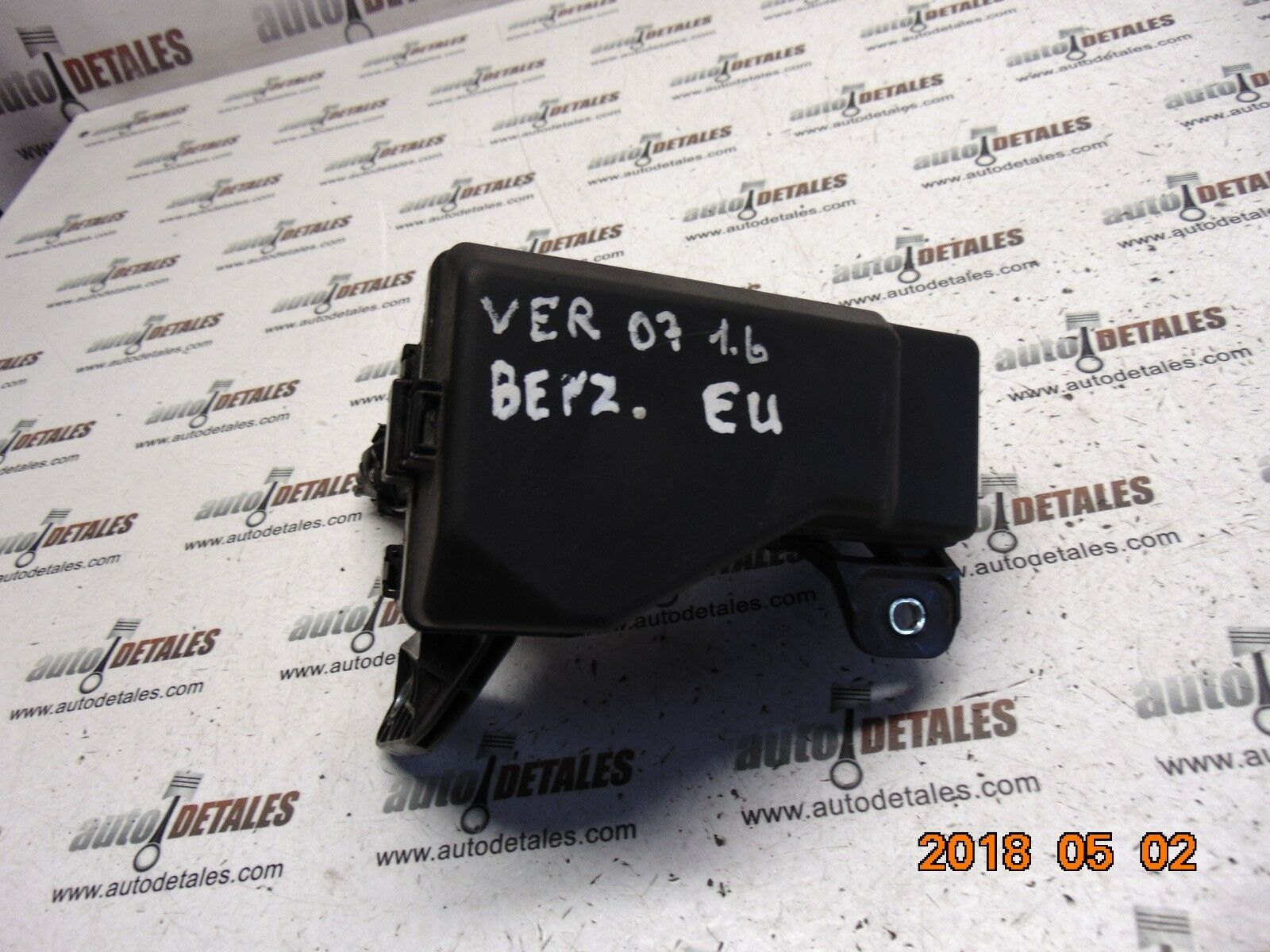 Relay Fuse Box Corolla Verso Wiring Library Toyota 16 Petrol Used 2007 1 Of 6only Available