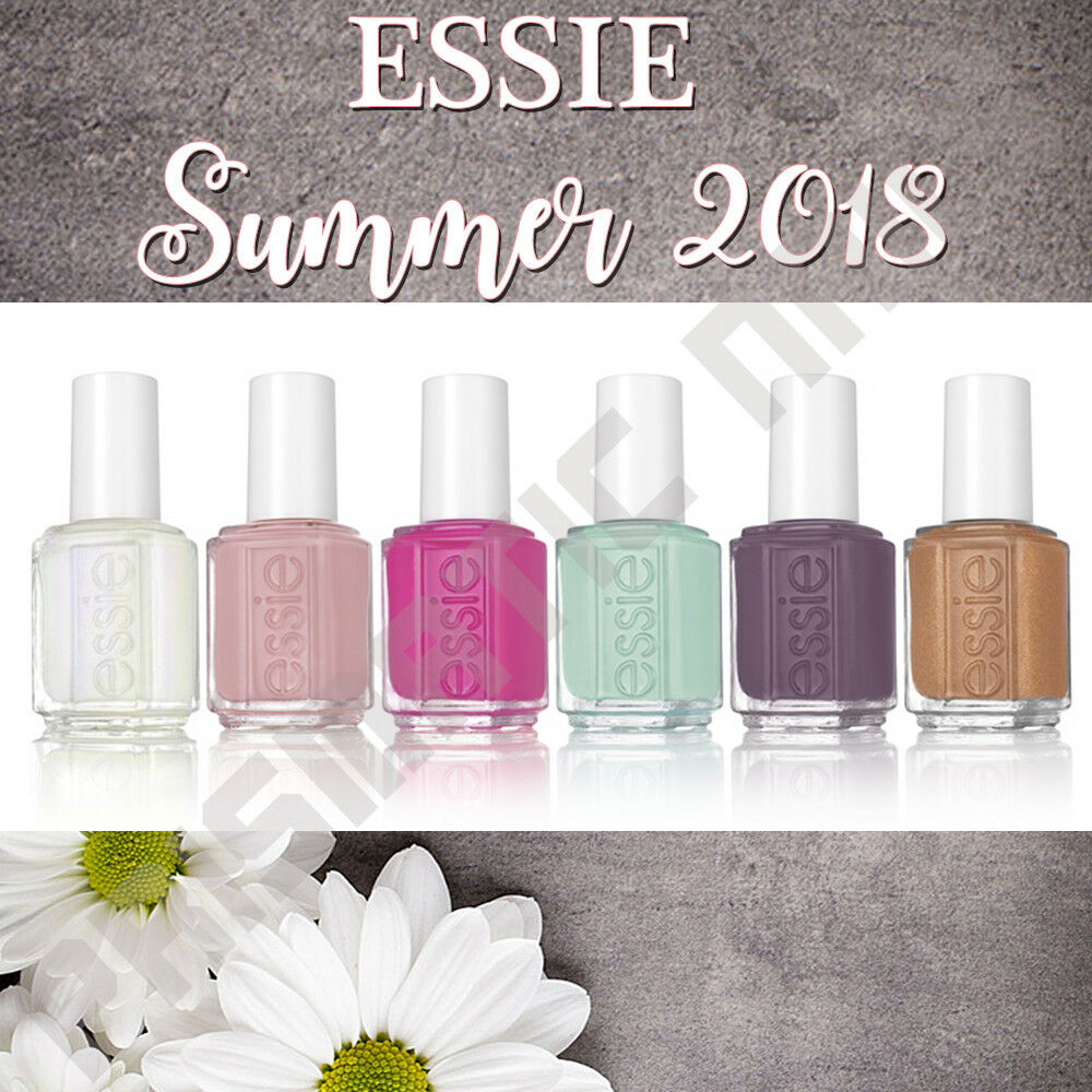 ESSIE ~*** SUMMER 2018 Collection ***~ New, Nail Polish, Full Size ...