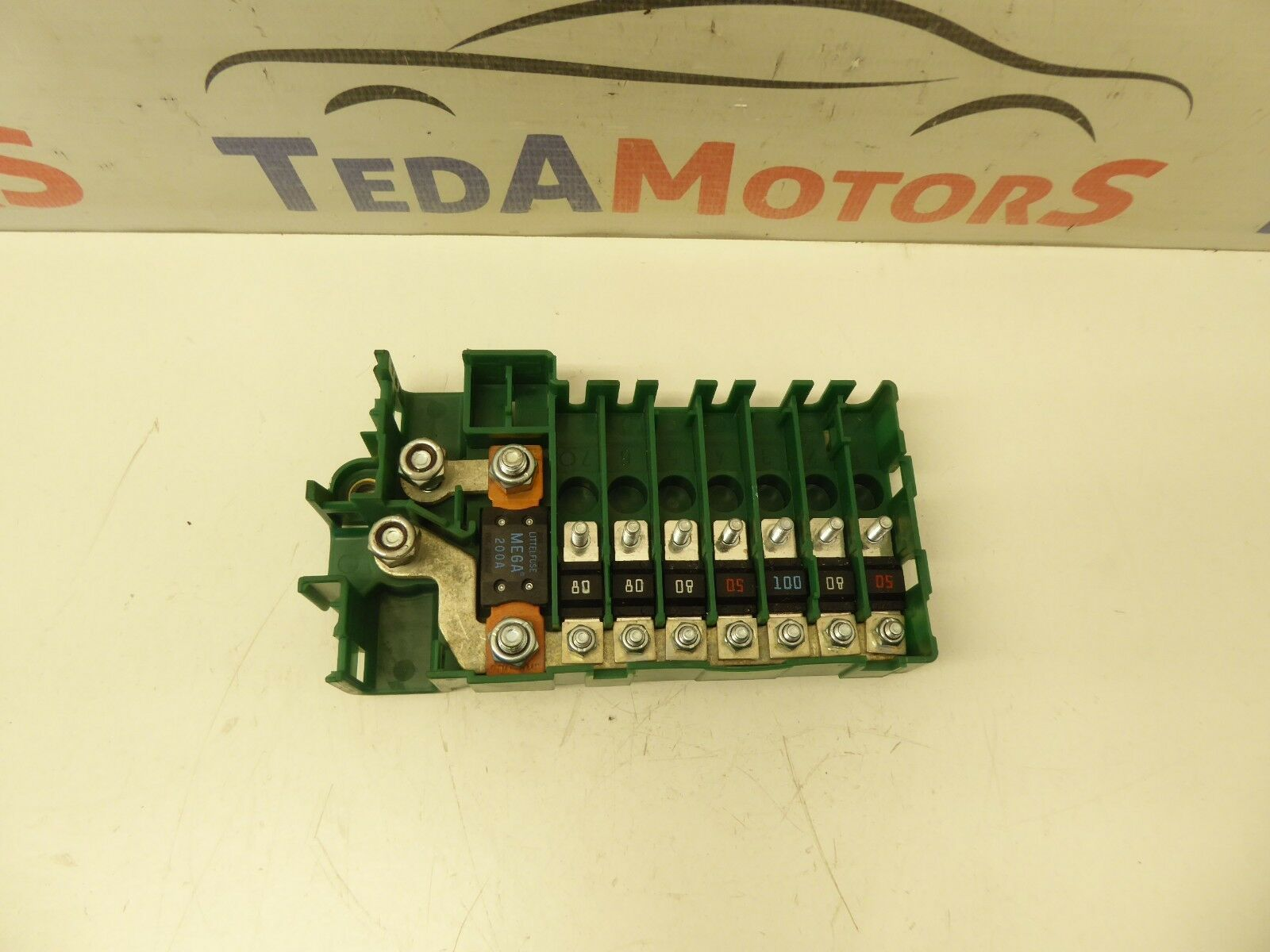 Bmw X5 E53 00 06 30d Fuse Box 8387541 1275 Picclick Uk 1 Of 4only Available