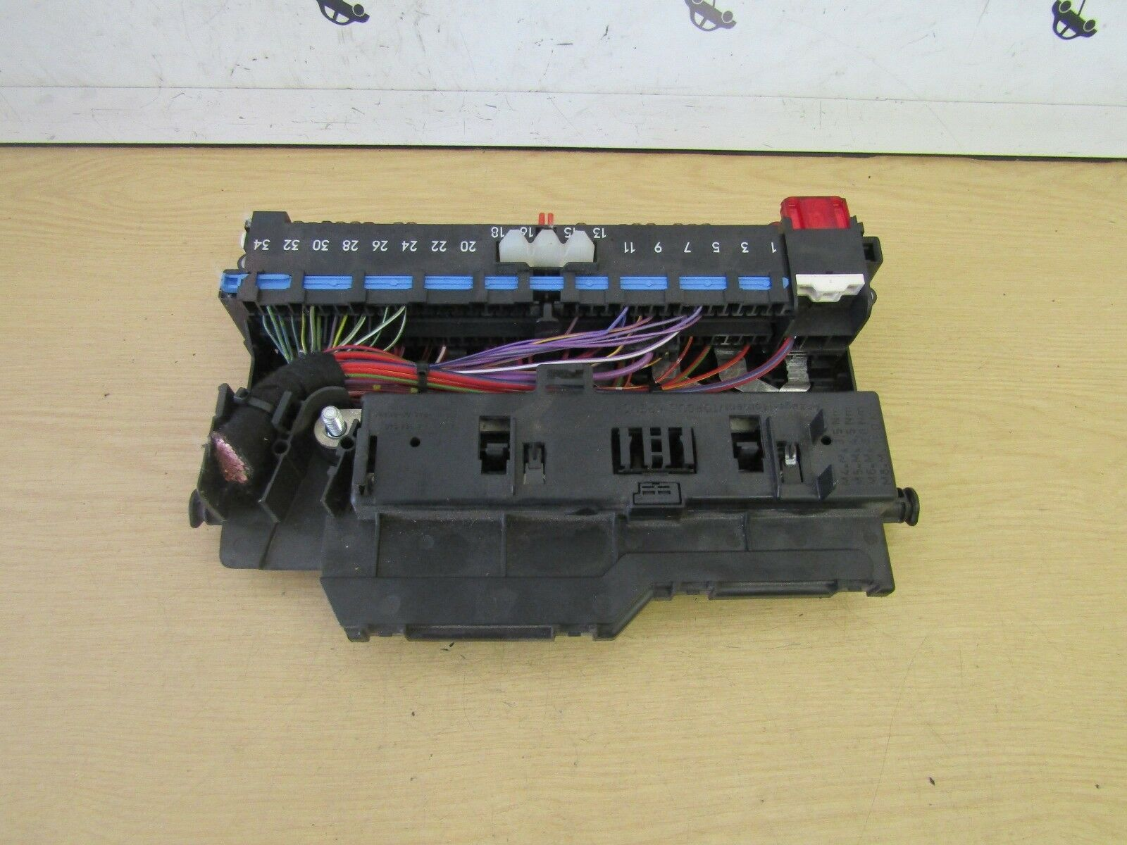 Bmw 3 Series E46 Interior Fuse Box Unit 8364540 1699 Picclick Uk 98 5 1 Of 2only Available