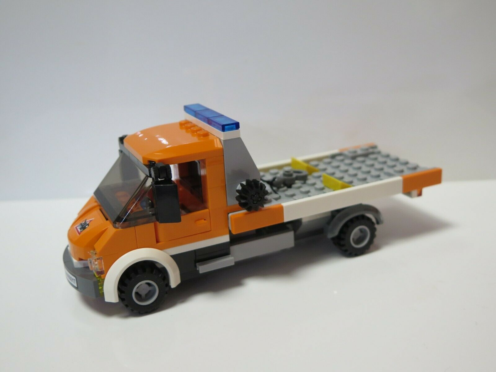 Lego City Flatbed Truck 60017 Only Flatbed Truck Used
