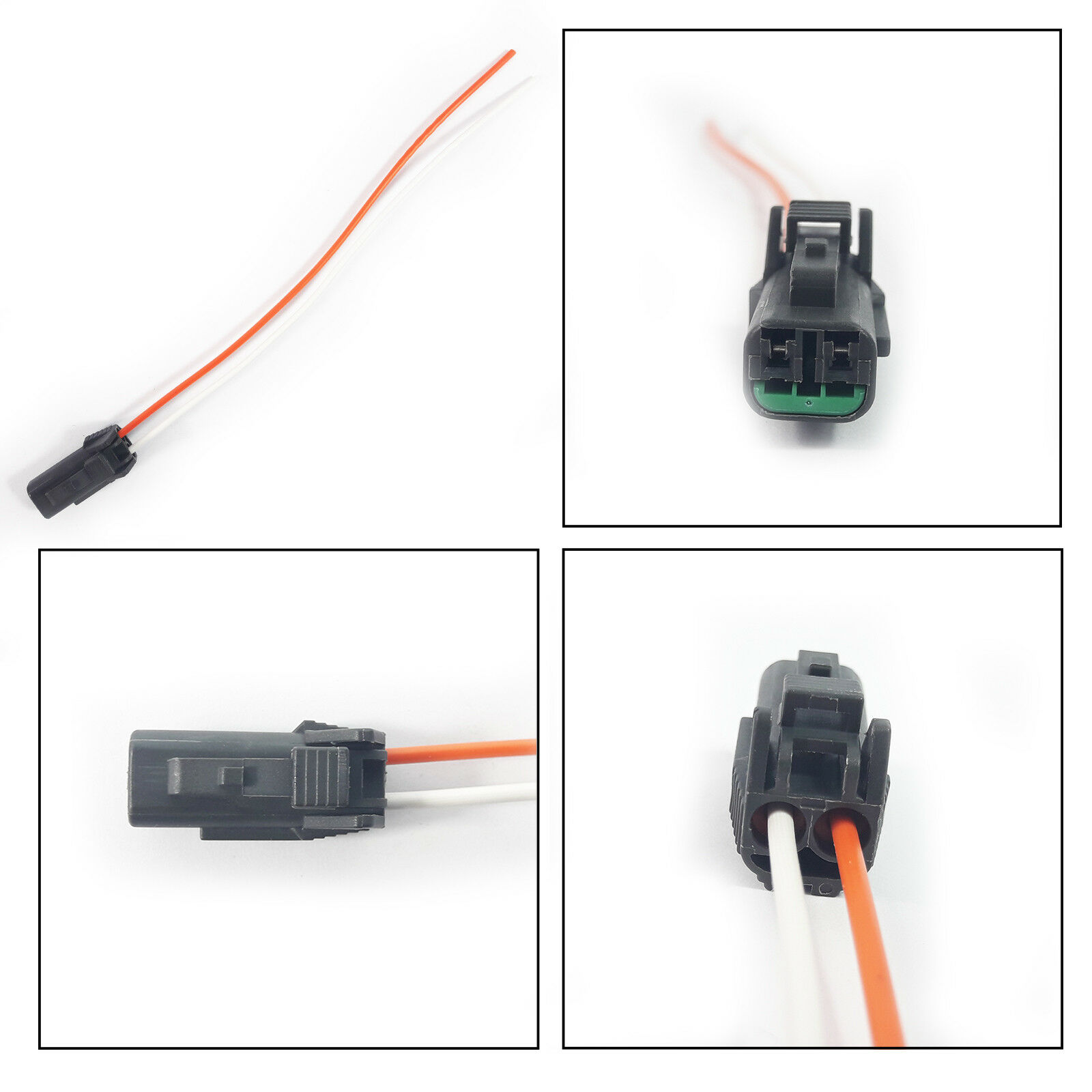 Renault Plug Extension Wiring Harness Loom 2 Pin Connector 1699 1 Of 1only 5 Available