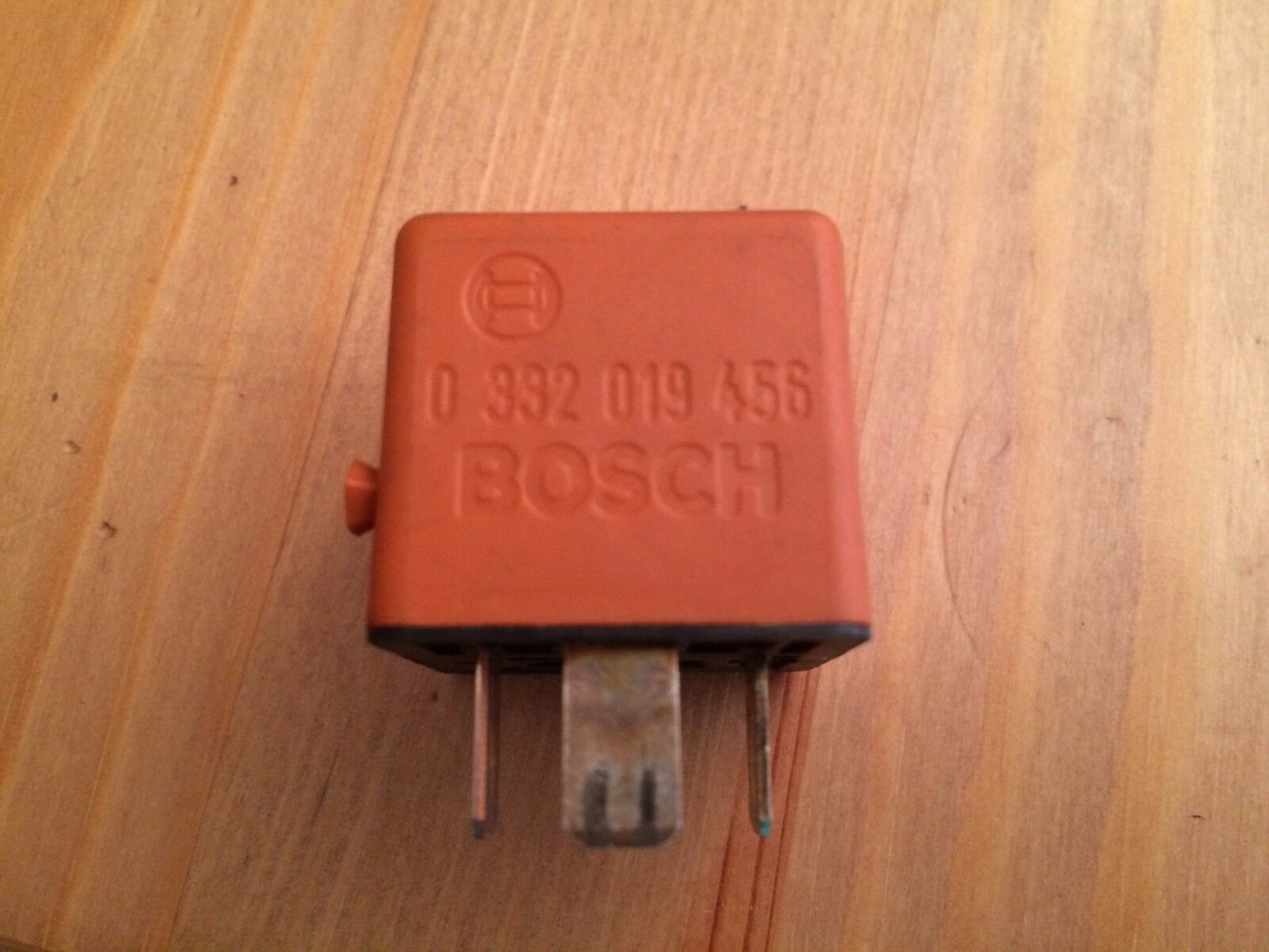 Bmw Orange Relay Bosch 12v 4 Pin 30a 0332019456 1378238 700 Prong Flasher 1 Of 5free Shipping