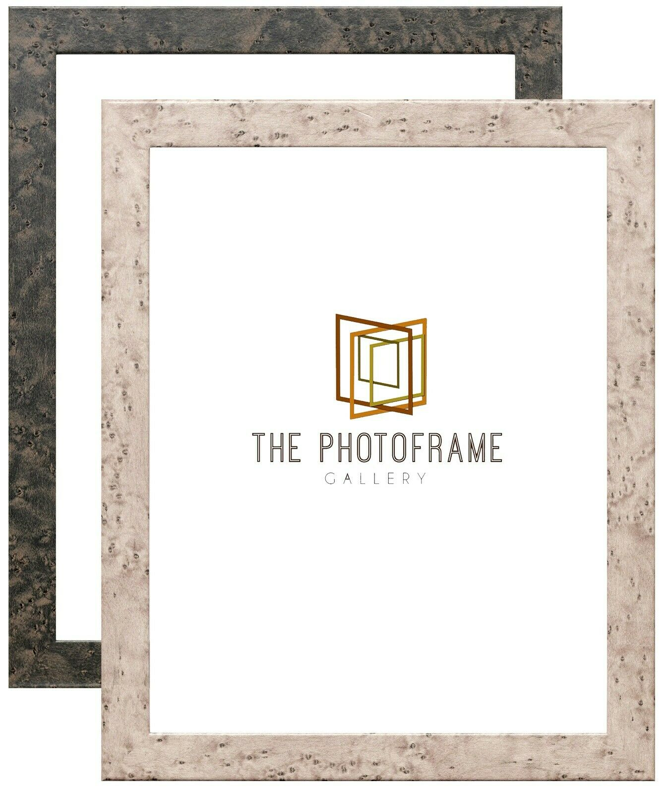 MARBLE VINTAGE WHITE/BLACK Picture Photo Frames All size A1 A2 A3 A4 ...