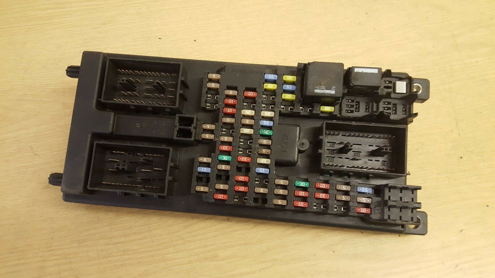 Range Rover Sport L320 Body Control Central Module Fuse Box Ch22 2006 14f041 Bc 1 Of 5only Available