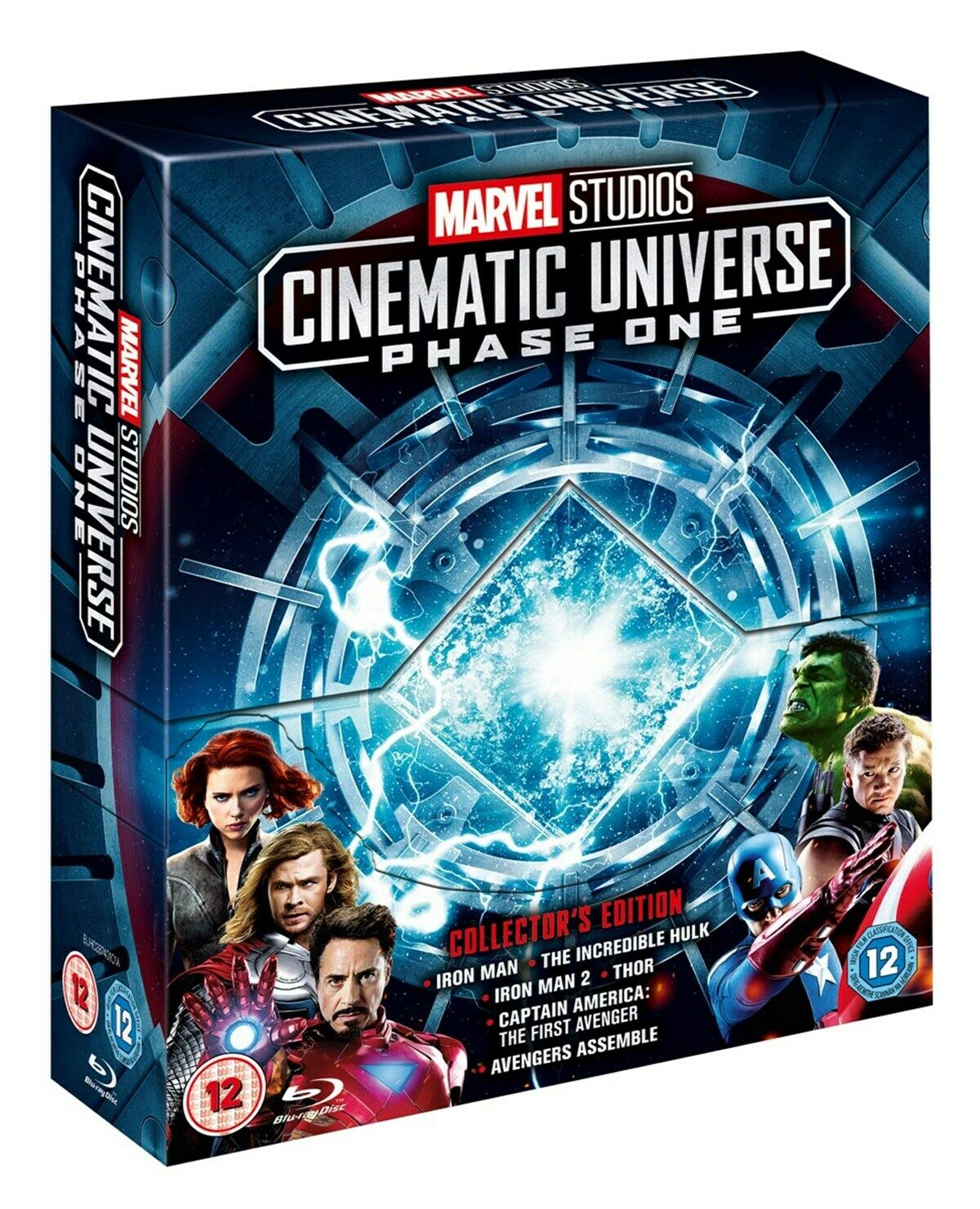 Marvel Studios: MARVEL STUDIOS CINEMATIC Universe: Phase One (Collector's