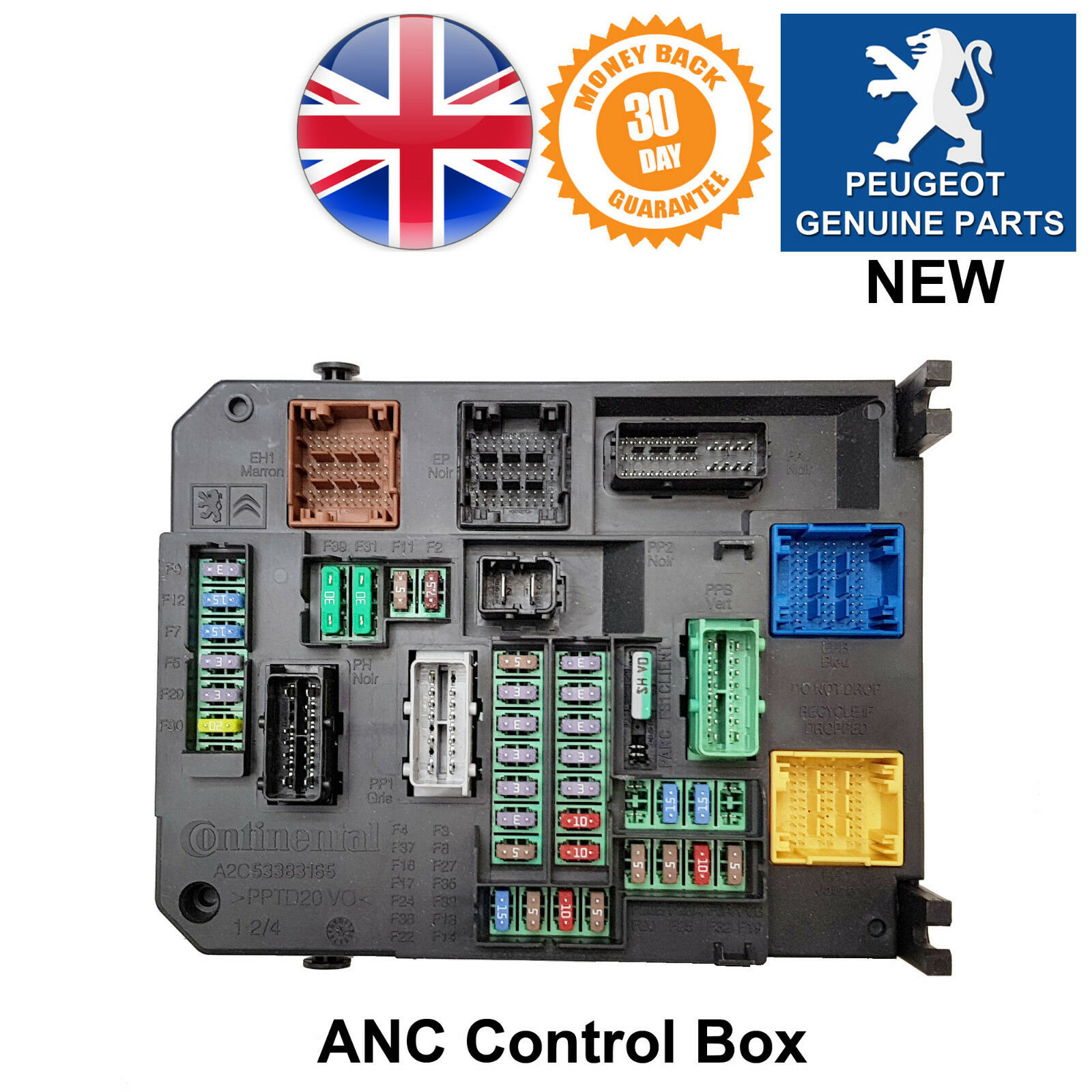 Peugeot 308 2013 Anc Control Engine Bsi Fuse Box Module 9806687880 Kia Sorento Transfer 1 Of 5only 2 Available