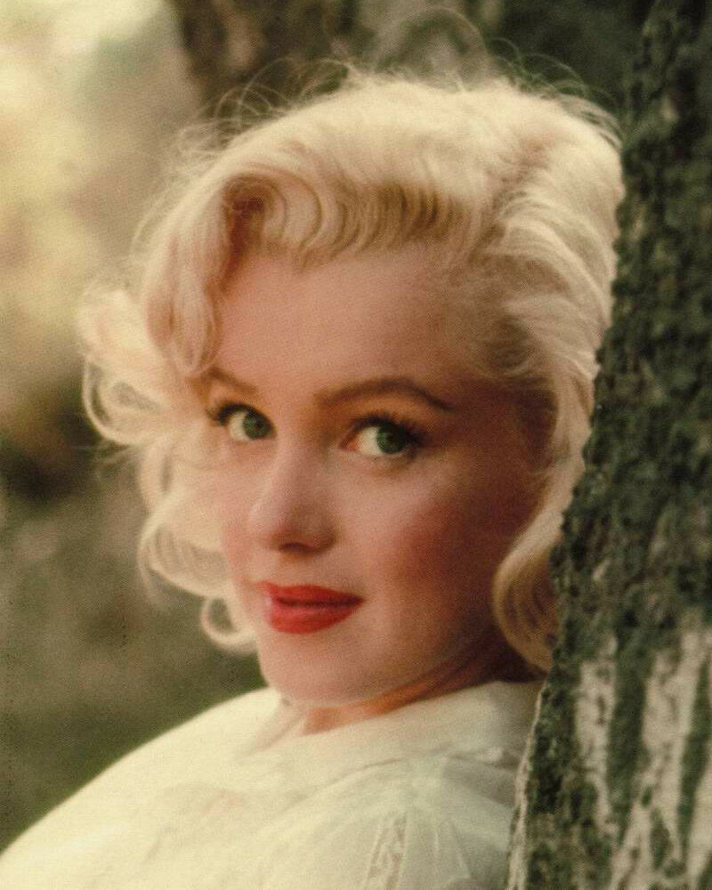 MARILYN MONROE 8x10 Photo SINCERE CLOSE UP! VERY NICE