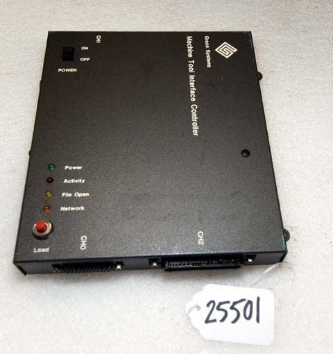 Greco Machine Tool Interface Controller Model MT1