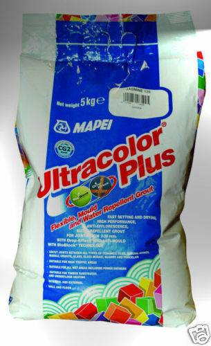 Stucco ultracolor plus kg 5 mapei per fughe colore 130 for Antimuffa mapei