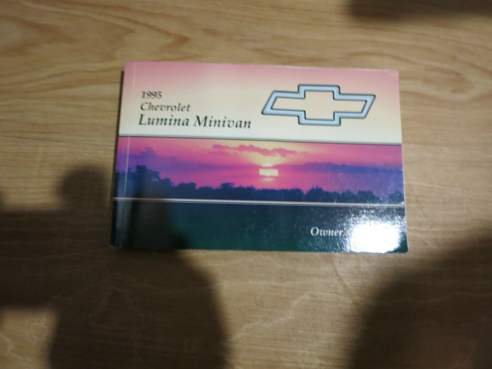 1995 chevy chevrolet LUMINA MINIVAN owners manual 1 of 1Only 1 available ...