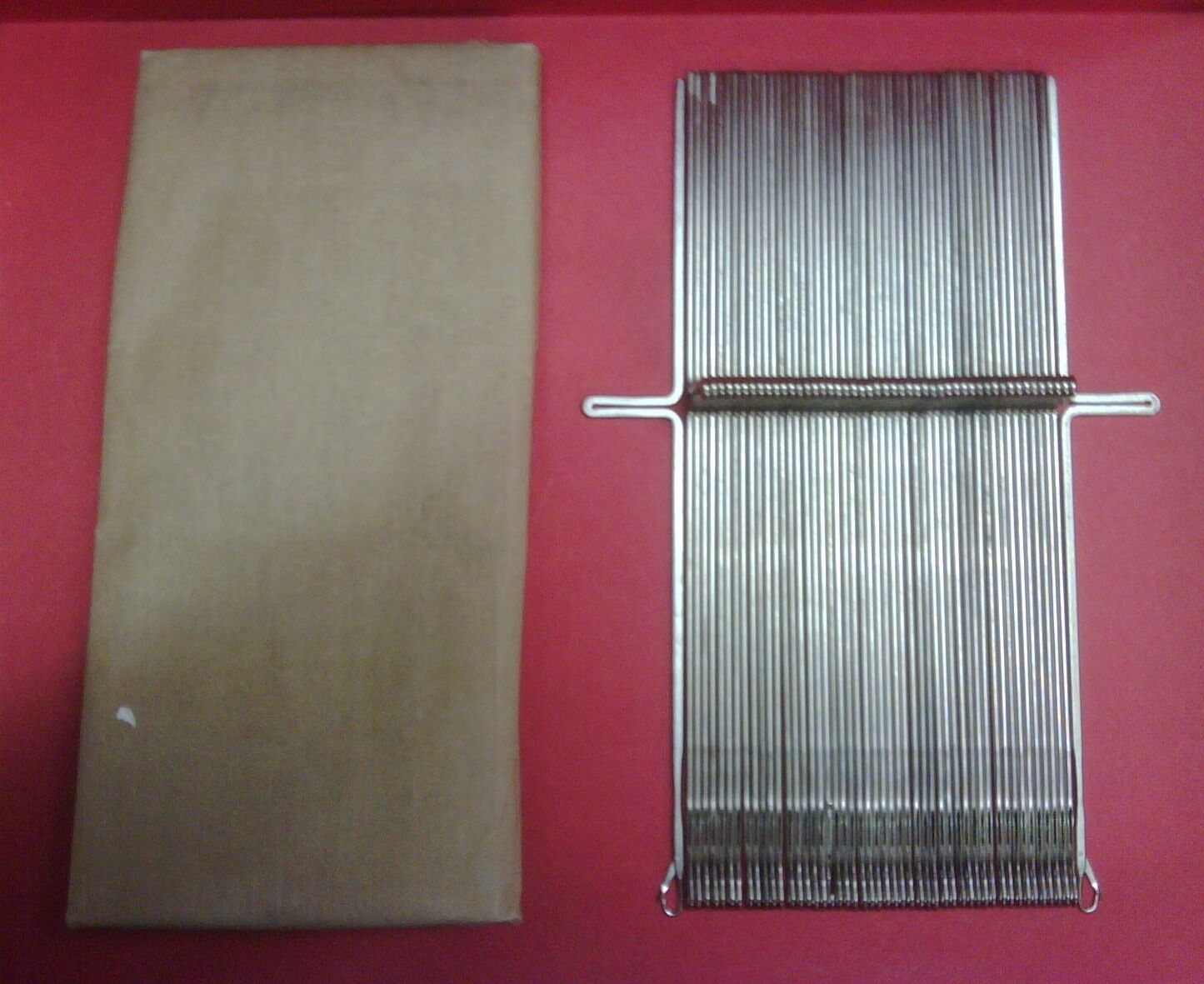 Knitting Machine Needles : New needles for brother kh to knitting