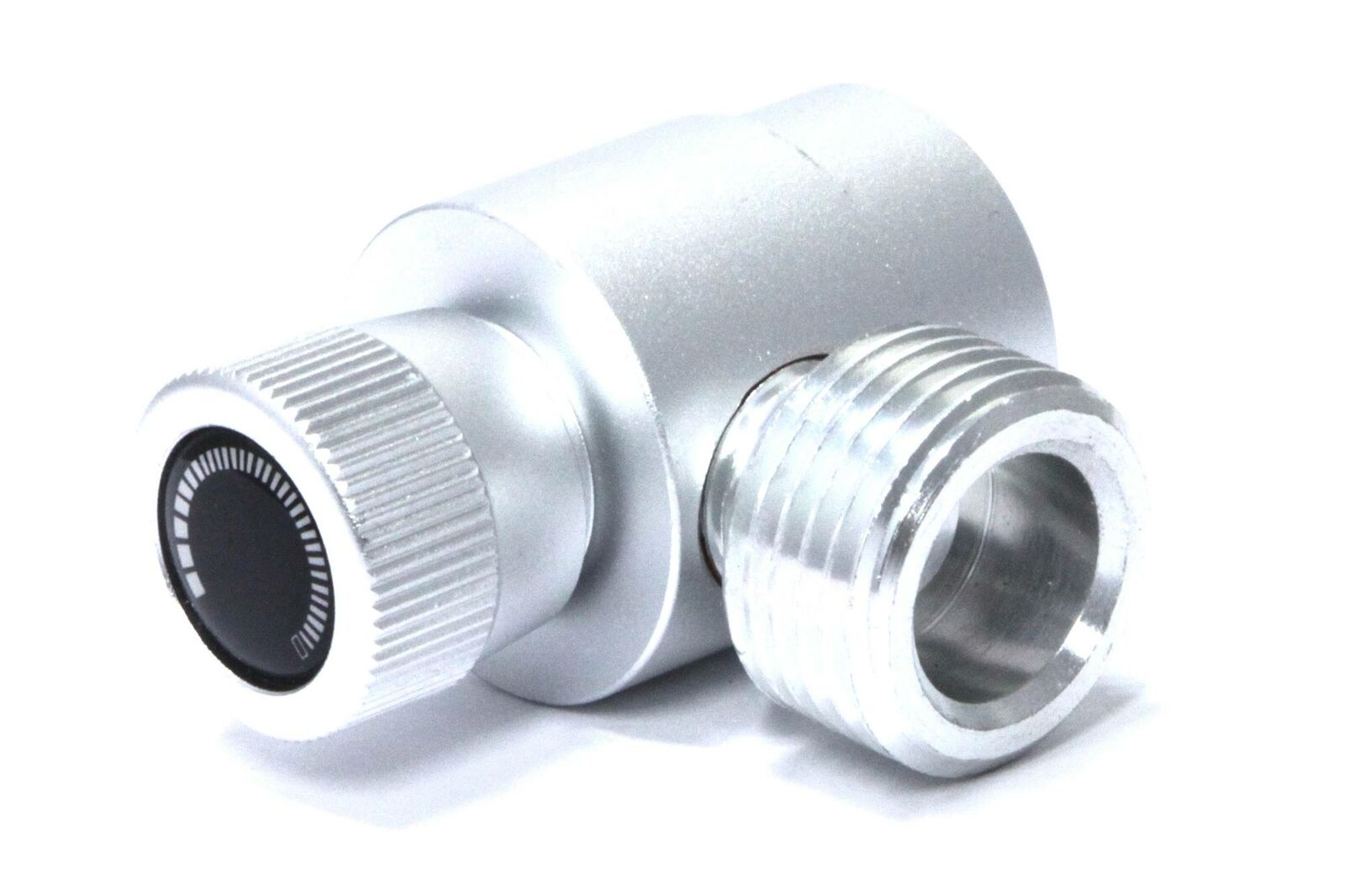 Adapters for Disposable CO2 Cylinders for Gas Regulators (Standard or Advanced)