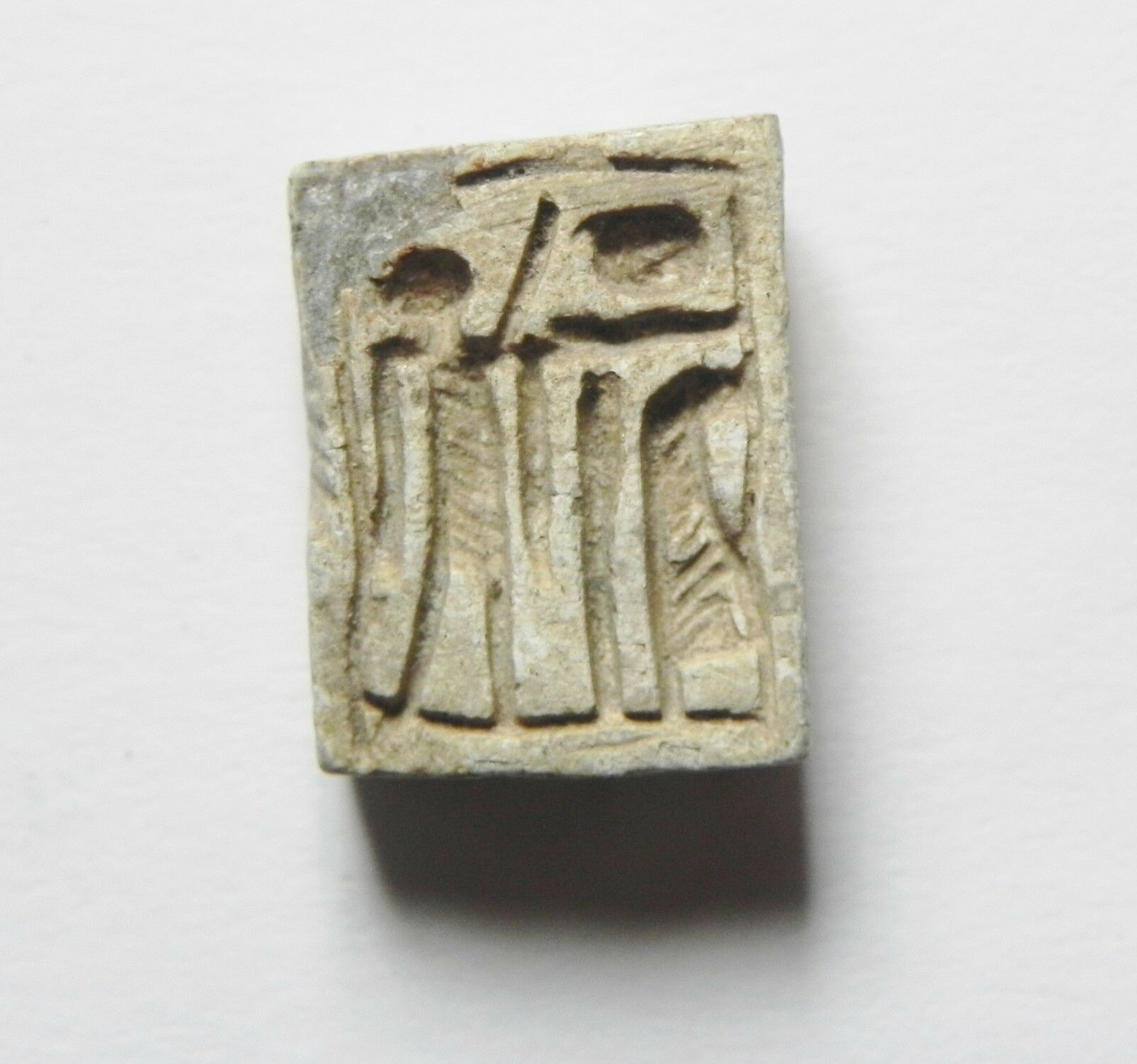 ZURQIEH -aa413- ANCIENT EGYPT, 19TH DYNASTY. NEW KINGDOM. STEATITE SEAL