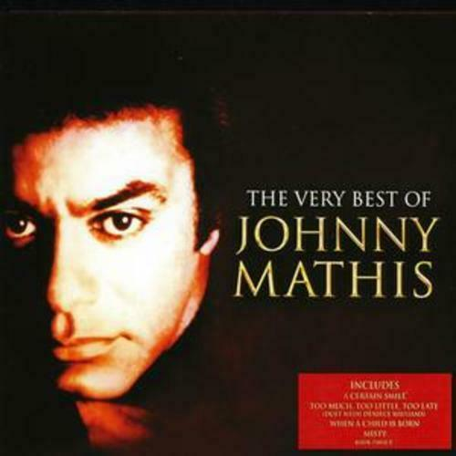 Johnny mathis the very best of cd 2009 for West mathi best item