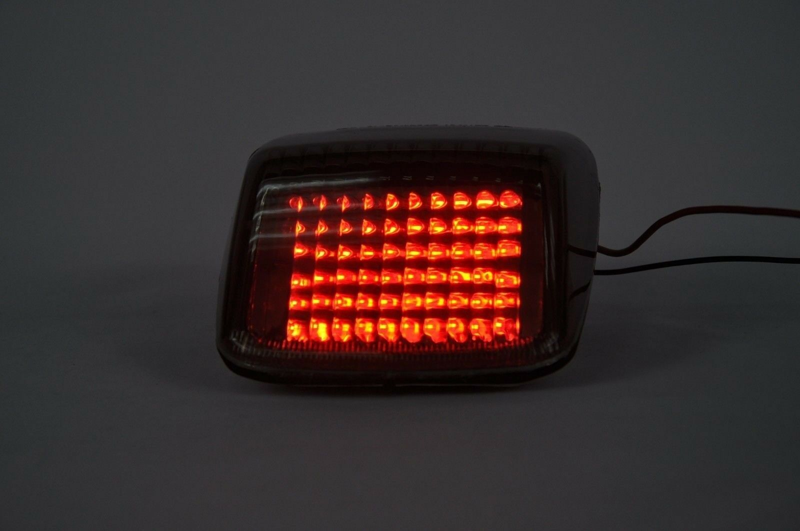 Brake Tail Light Led Smoke With Integrated Turn Signal For Harley Wiring On Diagram Ducati Davidson Deuce 1 Of 6only 5 Available