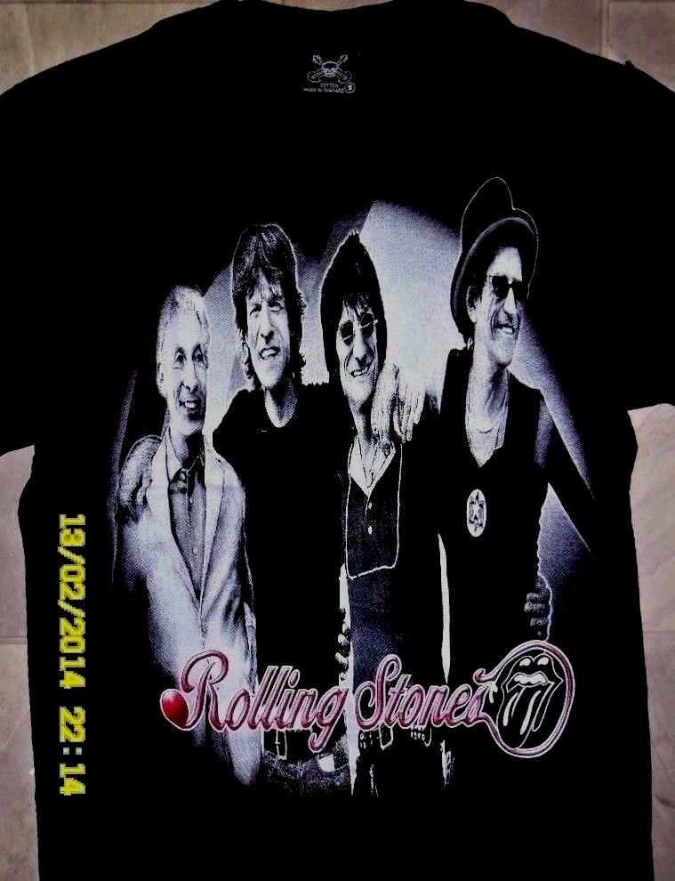 The Rolling Stones -  T-Shirts