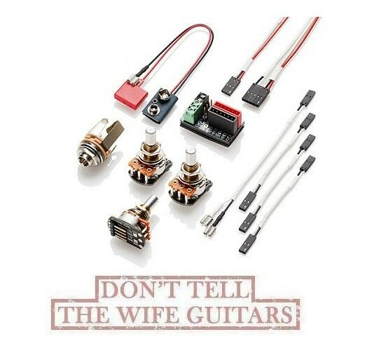 emg solderless active conversion wiring kit pj precision bass 3 rh picclick com emg solderless wiring kit emg solderless wiring kit passive