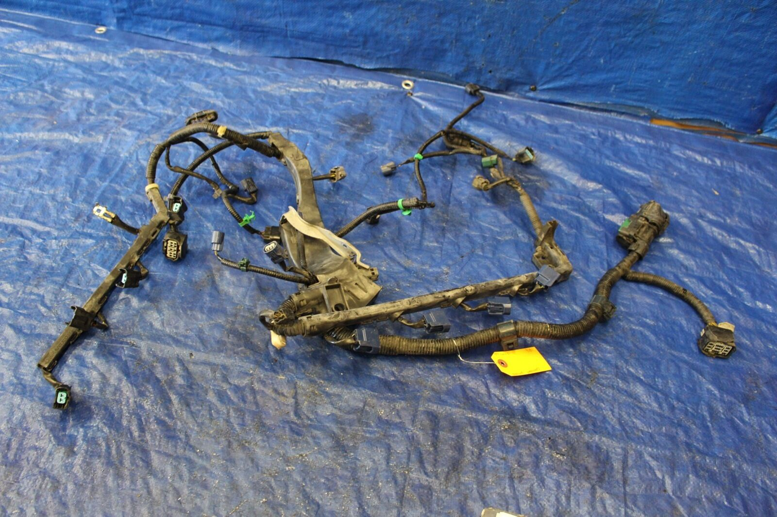 2009 Honda Civic Si Coupe 2dr Oem Engine Wire Harness Assembly K20z3 Wiring 1 Of 6only Available Fg2 9181