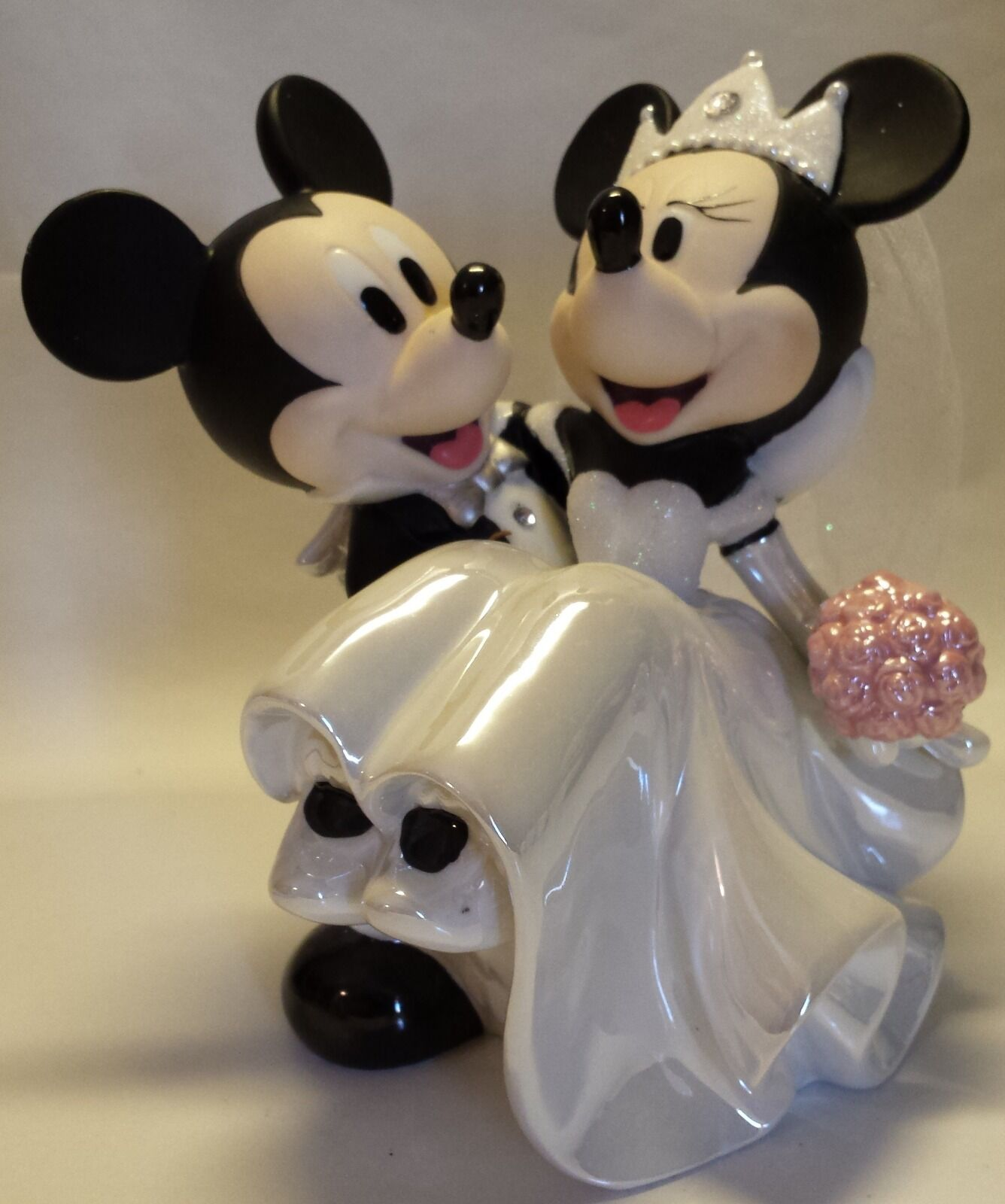 disney wedding cake toppers canada disney park mickey and minnie mouse wedding groom 13593