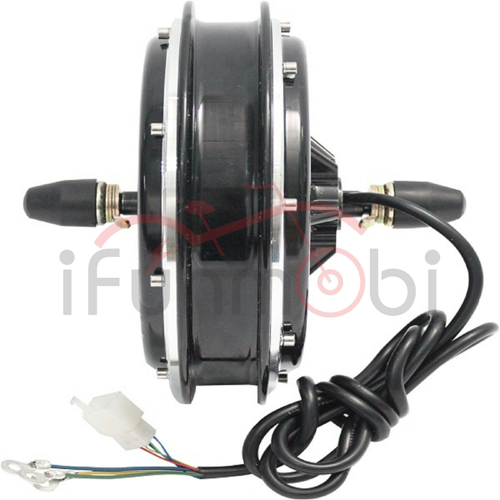 36v 48v 1000w Brushless Gearless Dc Front Wheel Hub Motor For Electric Bicycle Bldc From Reliable Bike 1 Of 1only 4 Available