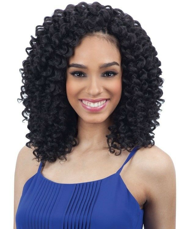 Bubbly Wand Curl Milky Way Que Human Hair Blend Weave Extension