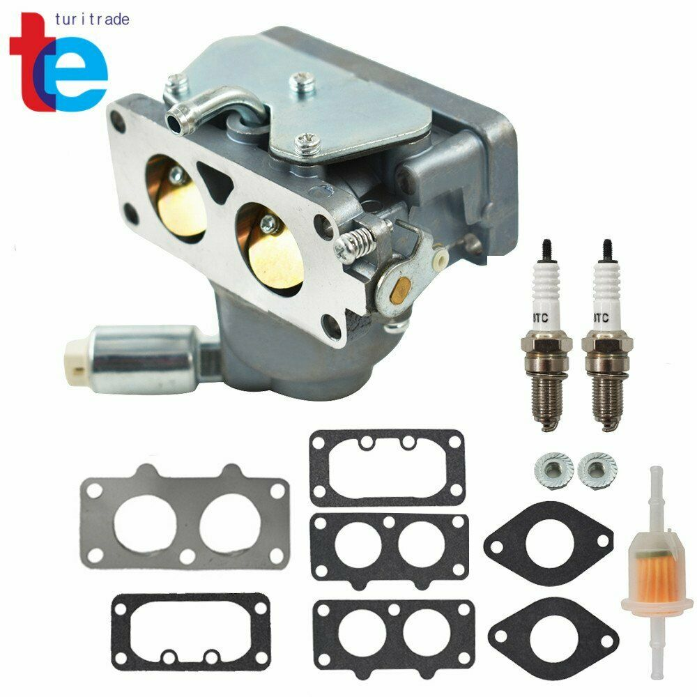 Carburetor For Briggs Stratton 791230 699709 499804 20 25hp Manual And Diagram Along With Choke Carb 1 Of 8free Shipping