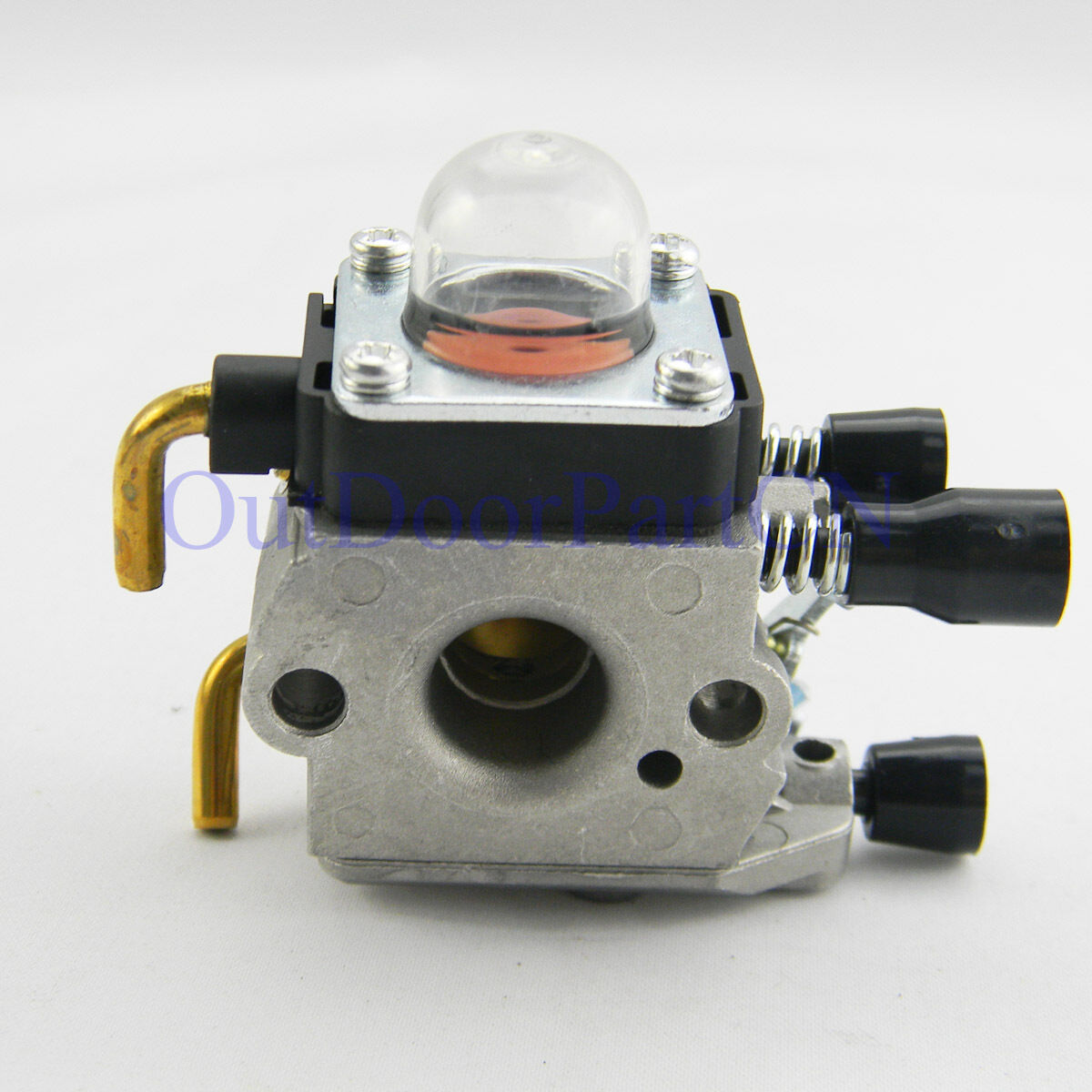 carburetor part fits stihl fs38 fs45 fs46 fs55 fs55r. Black Bedroom Furniture Sets. Home Design Ideas