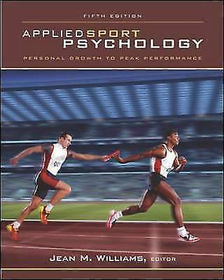 applied sport psychology personal growth to peak performance free pdf