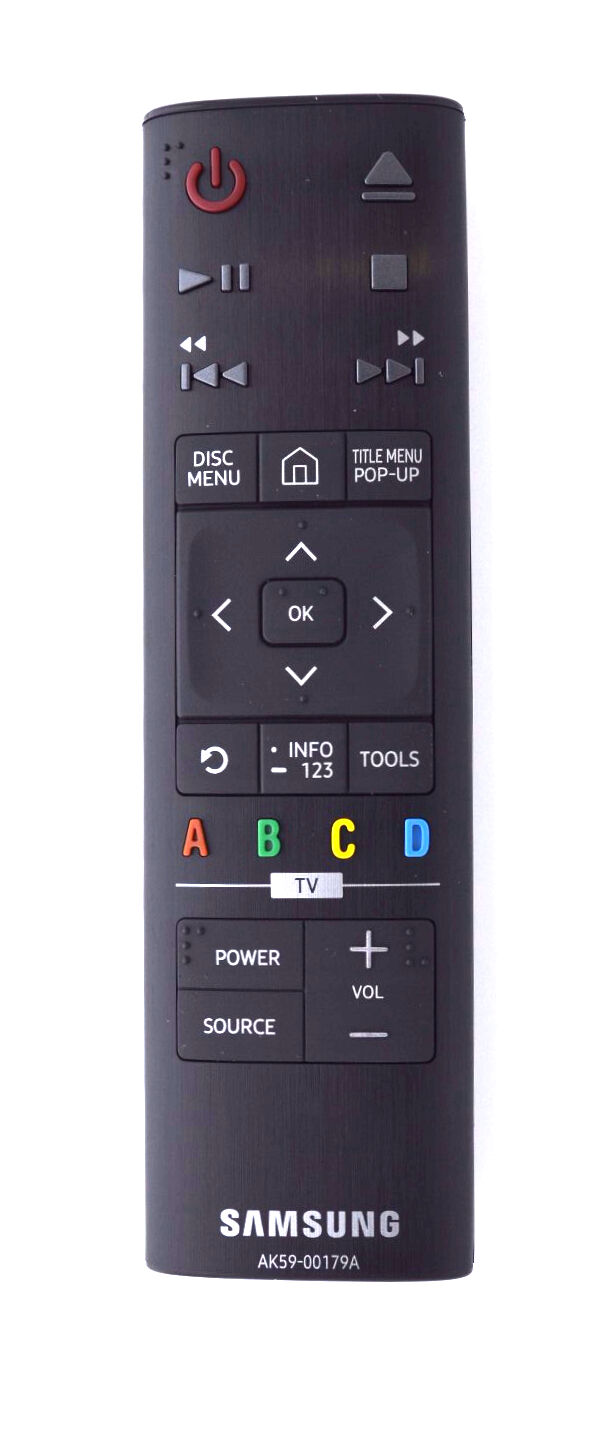 new samsung ak59 00179a remote control for samsung ubd. Black Bedroom Furniture Sets. Home Design Ideas
