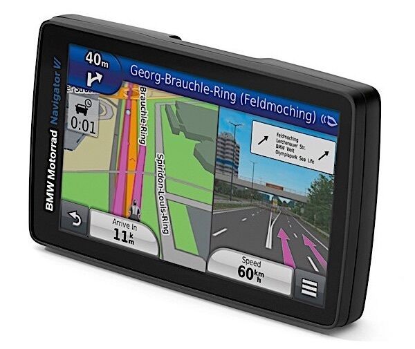 bmw motorrad sat nav vi 6 navigator six motorcycle gps. Black Bedroom Furniture Sets. Home Design Ideas