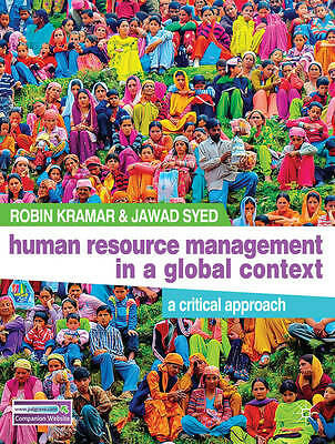 'human resource management is critical to 3 critical problems in the corporate management of personnel, such as the place of human resources management (hrm) in corporate decision making, the role of.