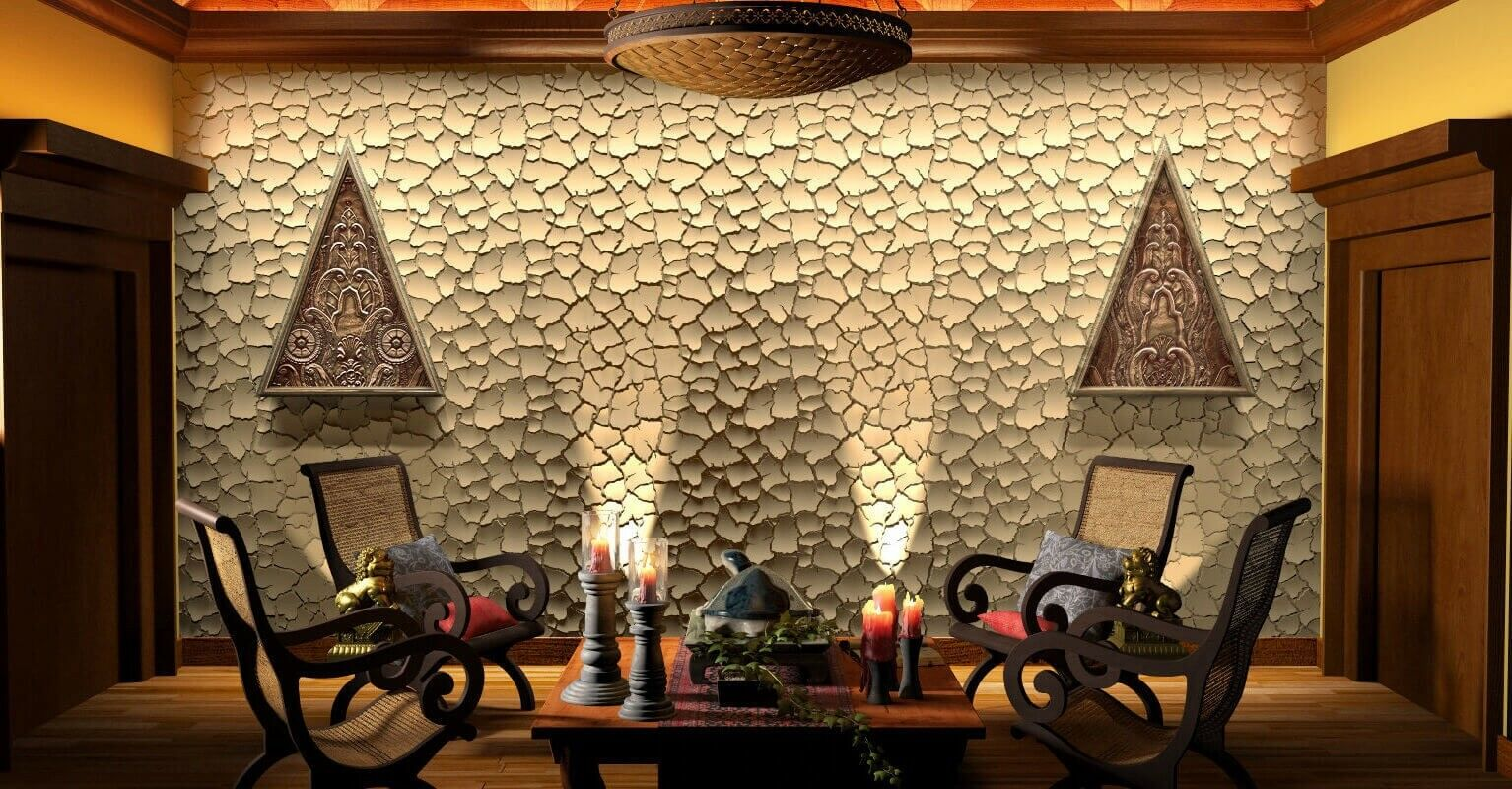 Fine Gypsum Decorative Wall Panels Crest - Wall Art Ideas - dochista ...