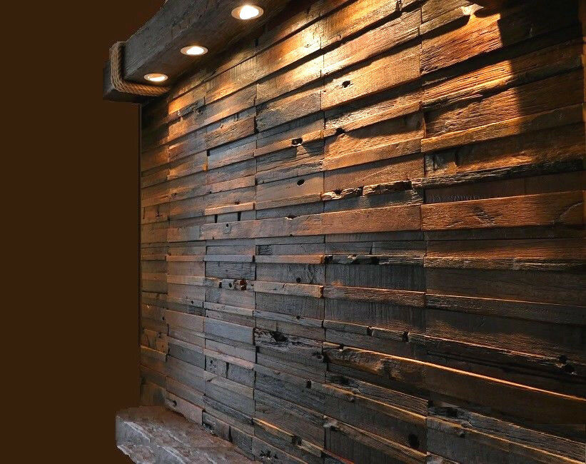 WOOD WALL TILES Wall Covering Panels Decorative Tiles Reclaimed Delectable Decorative Wood Wall Tiles