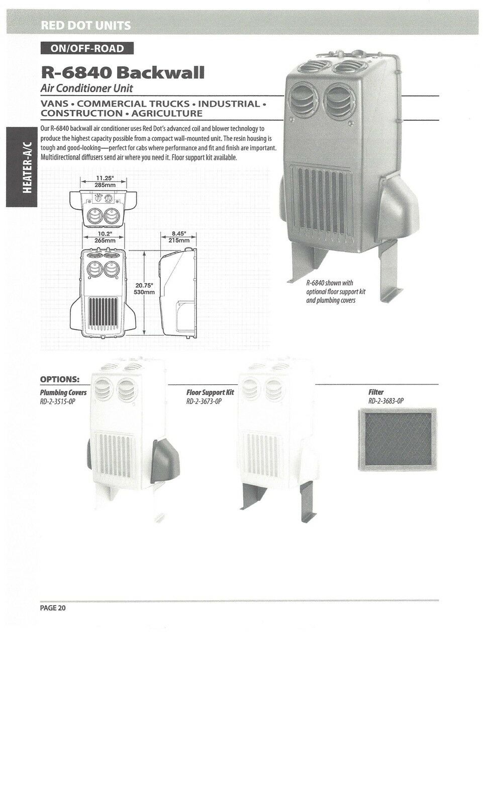Red Dot R 6840 Wiring Diagrams Trusted Diagram Air Conditioner Conditioning Units Sante Blog Condenser