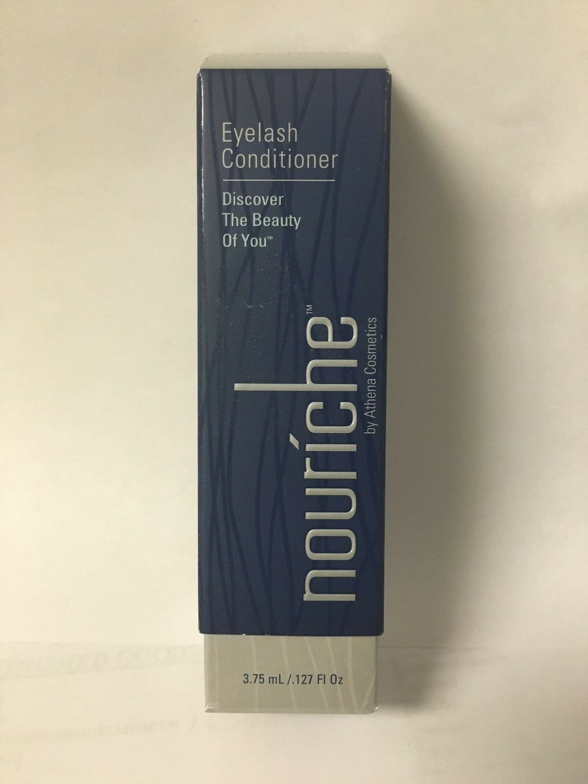 Nouriche Eyelash Conditioner 375ml By Athena Brand New Sealed
